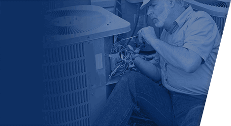 repair broken AC Units